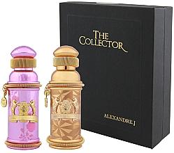Parfémy, Parfumerie, kosmetika Alexandre.J Rose Oud - Sada (edp/2x30ml)