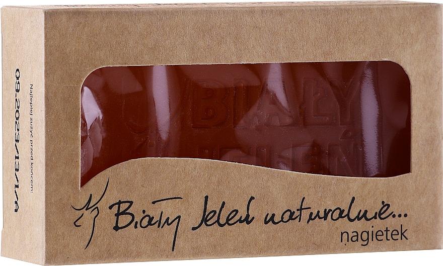Hypoalergenní mýdlo, měsíčkový extrakt - Bialy Jelen Hypoallergenic Soap Extract Calendula