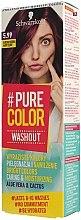 Parfémy, Parfumerie, kosmetika Tónovací barva na vlasy - Schwarzkopf Pure Color Washout