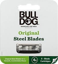 Parfémy, Parfumerie, kosmetika Náhradní hlavice k holicímu strojku - Bulldog Skincare Original 4