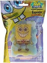 Parfémy, Parfumerie, kosmetika Koupelová houba Spongebob v kalhotách - Suavipiel Sponge Bob Bath Sponge