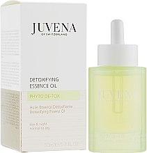 Parfémy, Parfumerie, kosmetika Výživný olej - Juvena Phyto De-Tox Detoxifying Essence Oil