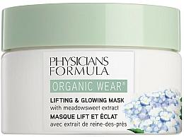 Parfémy, Parfumerie, kosmetika Gelová maska na obličej - Physicians Formula Organic Wear Lifting & Glowing Mask