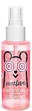 Parfémy, Parfumerie, kosmetika Osvěžující mlha na obličej, tělo a vlasy - Floslek MistLove Rose Peony Refreshing Mist
