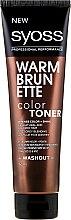 Parfémy, Parfumerie, kosmetika Tónovací barva na vlasy - Syoss Color Toner