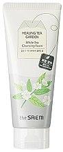 Parfémy, Parfumerie, kosmetika Pěna na mytí obličeje - The Saem Healing Tea Garden White Tea Cleansing Foam