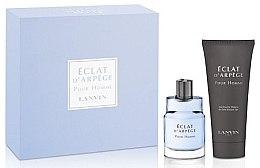 Parfémy, Parfumerie, kosmetika Lanvin Eclat d'Arpege Pour Homme - Sada (edt/50ml + deo/75ml)