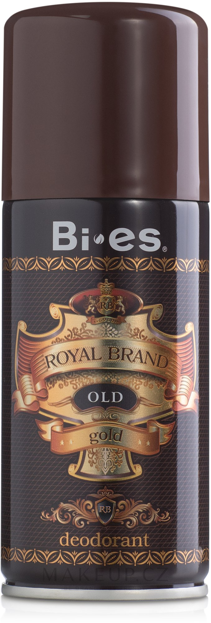 Deodorant-sprej - Bi-es Royal Brand Gold — foto 150 ml