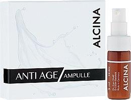 Parfémy, Parfumerie, kosmetika Ampule na obličej jsou proti stárnutí - Alcina Anti Age Ampulle