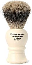 Parfémy, Parfumerie, kosmetika Holicí štětec, P2236 - Taylor of Old Bond Street Shaving Brush Pure Badger size XL
