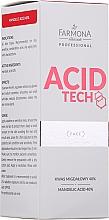 Mandlová kyselina 40% pro peeling - Farmona Professional Acid Tech Mandelic Acid 40% — foto N2