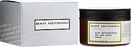 Parfémy, Parfumerie, kosmetika Hydratacní krém na obličej s Aloe - Beaute Mediterranea Aloe Moisturizing Day And Night Cream