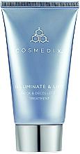 Parfémy, Parfumerie, kosmetika Krém na krk a dekolt - Cosmedix Illuminate Lift Neck Decollete Treatment