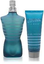 Parfémy, Parfumerie, kosmetika Jean Paul Gaultier Le Male - Sada (edt/125ml + sh/g/75ml)