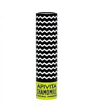 Parfémy, Parfumerie, kosmetika Balzám na rty SPF 15, s včelím voskem a heřmánkem - Apivita Lip Care with Chamomile SPF 15