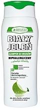 Parfémy, Parfumerie, kosmetika Hypoalergenní šampon s přírodním chlorofylem - Bialy Jelen Hypoallergenic Shampoo