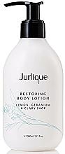 Parfémy, Parfumerie, kosmetika Regenerační pleťový krém s citronovým extraktem - Jurlique Restoring Body Lotion Lemon Geranium and Clary Sage