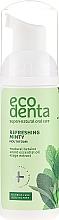 Parfémy, Parfumerie, kosmetika Osvěžující pěna na oplachování s olejem máty a přírodním betainem - Ecodenta Mouthwash Refreshing Oral Care Foam