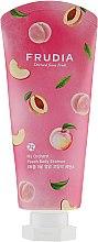 Parfémy, Parfumerie, kosmetika Výživné tělové mléko s vůní broskve - Frudia My Orchard Peach Body Essence