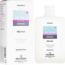 Parfémy, Parfumerie, kosmetika Šampon na mastné vlasy regulující mastnotu - Frezyderm Seb Excess Shampoo