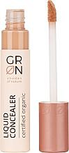 Parfémy, Parfumerie, kosmetika Korektor - GRN Liquid Concealer