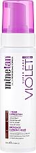 Parfémy, Parfumerie, kosmetika Pěna na opalování - MineTan 1 Hour Tan Violet Self Tan Foam