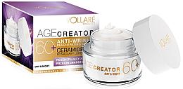 Parfémy, Parfumerie, kosmetika Regenerační krém proti vráskám 60+ - Vollare Age Creator Regenerating Anti-Wrinkle Cream Day/Night 60+