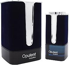 Parfémy, Parfumerie, kosmetika Al Haramain Opulent Sapphire - Parfémovaná voda