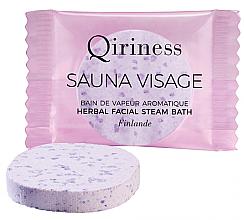 Parfémy, Parfumerie, kosmetika Prostředek na mytí obličeje (tablety) - Qiriness Sauna Visage