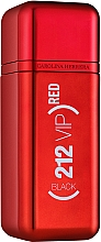 Parfémy, Parfumerie, kosmetika Carolina Herrera 212 Vip Black Red - Parfémovaná voda