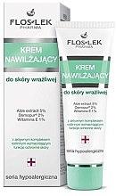 Parfémy, Parfumerie, kosmetika Hydratační krém pro citlivou pleť - Floslek Face Cream