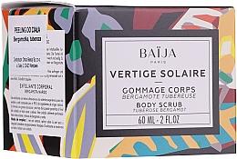 Parfémy, Parfumerie, kosmetika Tělový peeling - Baija Vertige Solaire Body Scrub