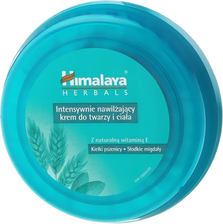 Intenzivní hydratační krém - Himalaya Herbals Intensive Moisturizing Cream