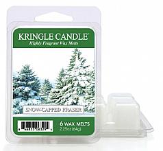 Parfémy, Parfumerie, kosmetika Aromatický vosk - Kringle Candle Wax Melt Snow Capped Fraser