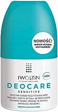 Parfémy, Parfumerie, kosmetika Antiperspirant pro citlivou pokožku - Iwostin Deocare Sensitive Roll-On
