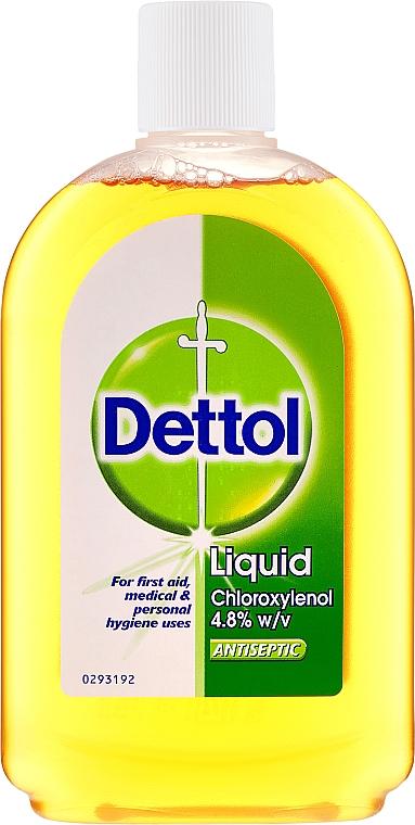 Dezinfekční prostředek - Dettol Liquid Antiseptic