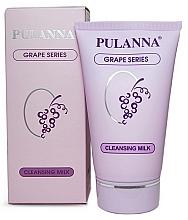 Parfémy, Parfumerie, kosmetika Čisticí pleťové mléko - Pulanna Grape Series Cleansing Milk