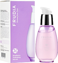Parfémy, Parfumerie, kosmetika Hydratační sérum na obličej Borůvka - Frudia Blueberry Hydrating Serum