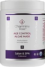 Parfémy, Parfumerie, kosmetika Alginátová omlazující pleťová maska - Charmine Rose Age Control Algae Mask Refill