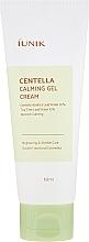 Parfémy, Parfumerie, kosmetika Zklidňující krém gel s gotu cola - IUNIK Centella Calming Gel Cream
