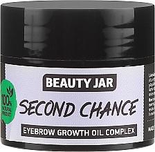 Olejový komplex pro růst obočí - Beauty Jar Second Chance Eyebrow Growth Oil Complex — foto N2