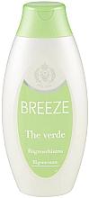 Parfémy, Parfumerie, kosmetika Sprchový gel, koupelová pěna a vlasový šampon 3v1 Zelený čaj - Breeze Green Tea Shampoo