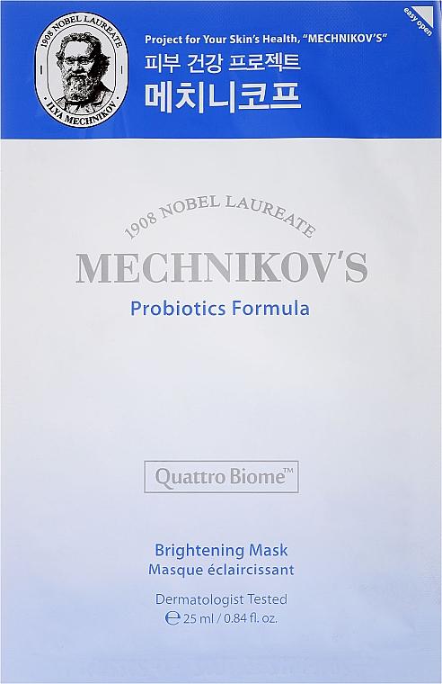 Maska na obličej - Holika Holika Mechnikov's Probiotics Formula Mask Sheet