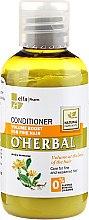 Parfémy, Parfumerie, kosmetika Balzám-kondicionér pro objem tenkých vlasů s extraktem arniky - O'Herbal