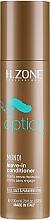 Parfémy, Parfumerie, kosmetika Kondicionér na vlasy - H.Zone Option Sun Monoi Leave-In Conditioner