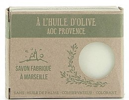 Parfémy, Parfumerie, kosmetika Marseille mýdlo s olivovým olejem - Foufour A l'Huile d'Olive AOC Provence
