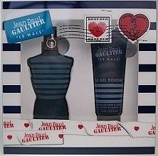 Parfémy, Parfumerie, kosmetika Jean Paul Gaultier Le Male - Sada (edt 125 ml + sh/gel 75 ml)