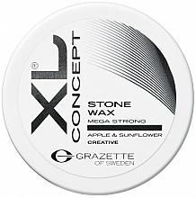 Parfémy, Parfumerie, kosmetika Matný vosk na vlasy - Grazette XL Concept Stone Wax