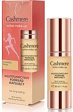 Parfémy, Parfumerie, kosmetika Matná báze pod make-up - Dax Cashmere Active Make-Up Mattifying Foundation