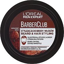 Parfémy, Parfumerie, kosmetika Stylingový krém na vousy - L'Oreal Paris Men Expert Barber Club